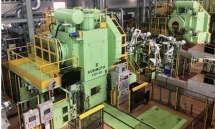 强化差速环形齿轮竞争力,日本爱知制钢新建热轧生产线竣工
