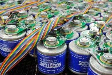 石墨烯让超级电容器成为现有电池的替代品