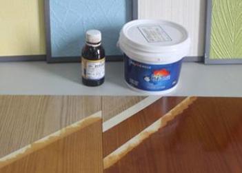 木器漆的施工过程