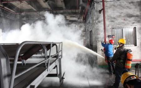 输煤皮带着火事故原因、预防及应对措施