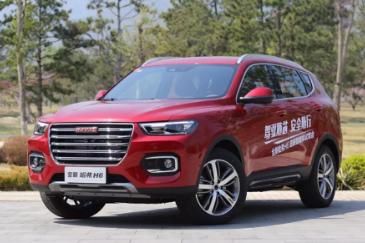 2019年3月SUV销量排行榜公布:哈弗H6位居榜首