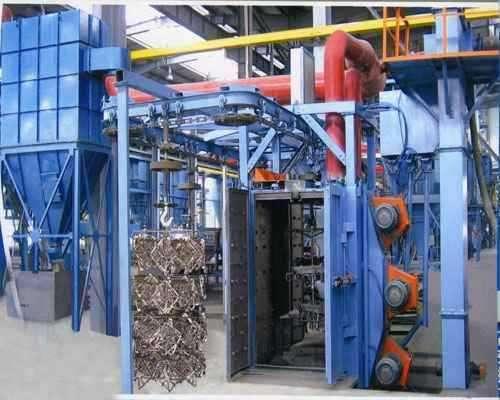 国内喷抛丸设备生产厂家及喷抛丸技术应用范围
