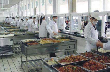 集中用餐陪餐制度落实状况,学校食品质量安全得到重视