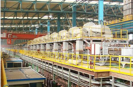 国内带钢连续退火炉现状及节能技术应用