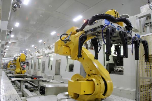 中国机器人市场竞争激烈,自我造血才是生存关键