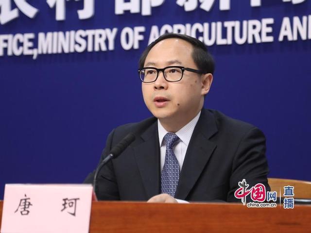 农业农村部唐珂:专家初步预计下半年猪肉价格同比涨幅可能超70%