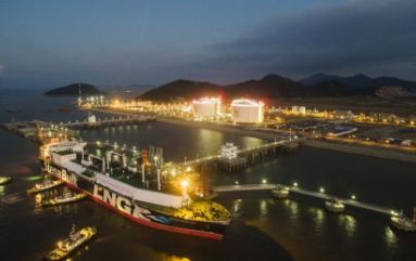 """舟山LNG交易中心有望消除天然气进口""""亚洲溢价"""""""