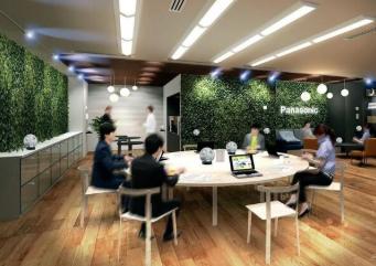 松下将与得乐室公司合作共同打造室内健康空间