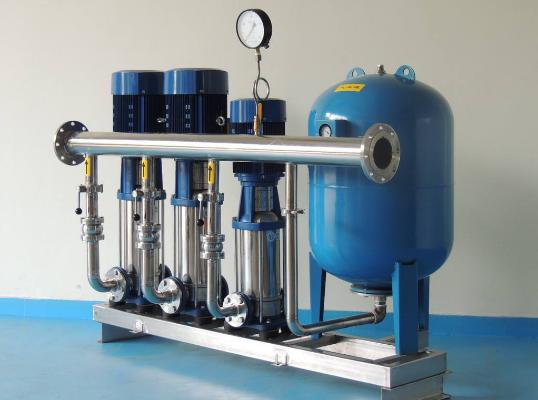 变频恒压供水设备常见故障排除方法
