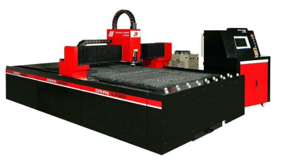 金属激光切割机的加工特点及工作中对通风装置的要求