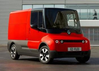 雷诺发布包裹送递面包车EZ-Flex,旨在提高运输效率