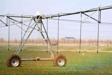 淄博移动携手华为在淄博临淄区禾丰无人农场开通首个5G站点
