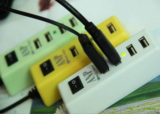 插线板集成USB充电功能是否安全?是否会伤害到手机呢?