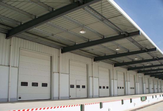 工业提升门的特点、安装方法及安装注意事项【综述】