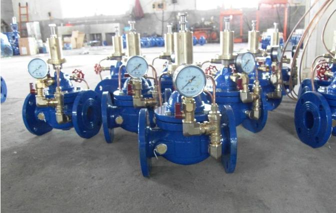水利控制阀的分类有哪些?安装方式是什么?
