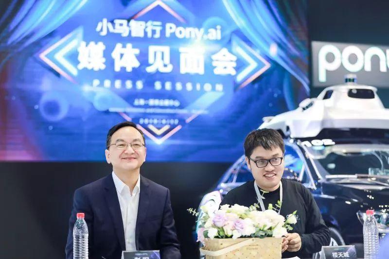 小马智行CEO彭军:无人驾驶要真正把人从开车这件事情中解放出来