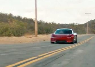 特斯拉放出Roadster 2跑车视频,1.9秒可加速至100km/h