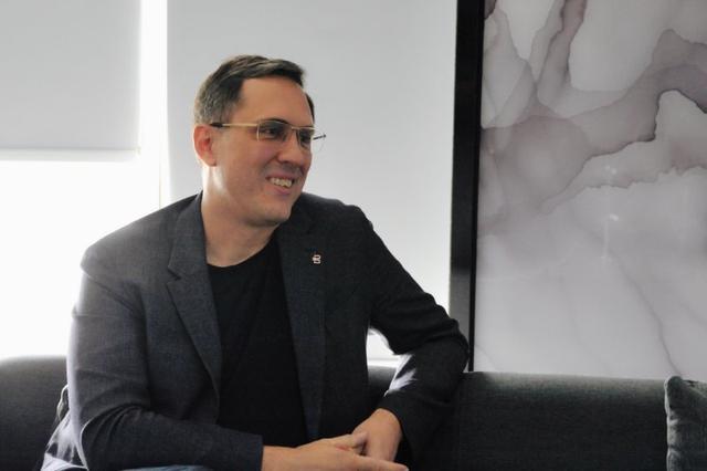 拜腾CEO戴雷:今年是拜腾量产冲刺的关键阶段,只能成功不能失败
