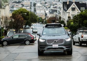 Uber自动驾驶汽车部门获软银等三个公司10亿美元投资