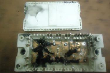 变频器中IGBT爆炸原因及案例分析