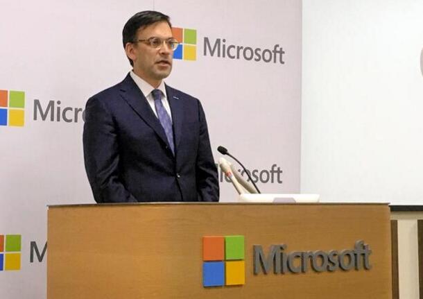 """微软日本公司宣布8月实施周五也休息的""""每周休三天""""体制"""