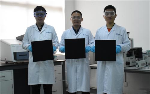 宁波材料所开发出超黑涂层,吸光率高达99%