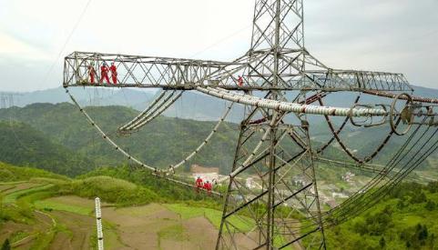 浙江金华±800千伏特高压直流输变电工程年度大修