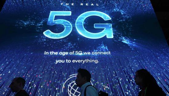 上海成为全国首个5G试商用城市,目前累计建设5G基站近500个