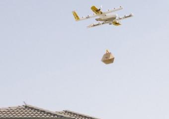 Wing成为首家获得FAA批准在美进行商业交付的无人机运输公司