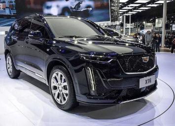 凯迪拉克正式发布中大型SUV XT6,高端豪华