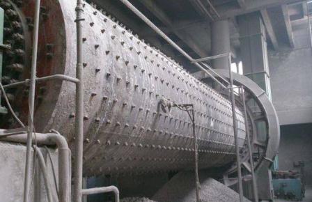 水泥磨台时产量降低(能耗升高)的原因分析