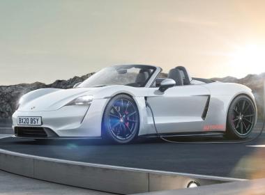 保时捷Boxster/Cayman车型未来将推出混动版