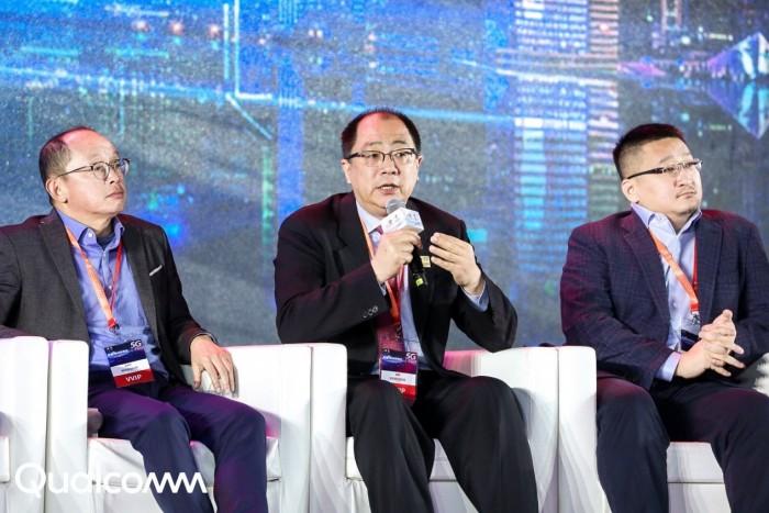 高通中国董事长孟樸:要使5G发展,需要产业侧与市场侧的共同发展
