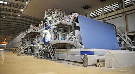造纸企业怎么节水?聚硅酸盐纳米硅溶胶微粒助留系统实现造纸用水的循环使用