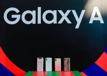 三星Galaxy A40s大容量电池续航性能成为用户关注重点