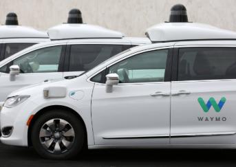 Waymo将在底特律设厂批量生产自动驾驶汽车