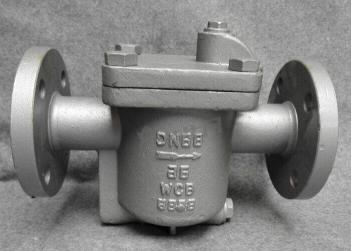 蒸汽疏水阀的工作原理、节能作用及安装规范