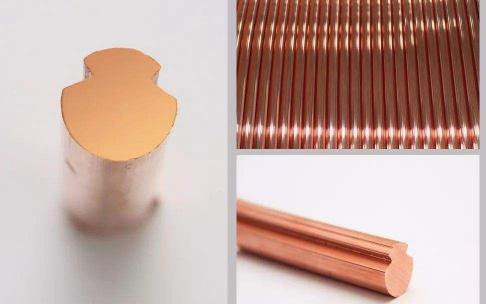 """康远新材料自主研发超细晶强化型铜镁合金接触线铸造高铁""""生命线"""""""