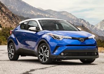 丰田为扩张车型,将在北美推出12款全新/改款车型