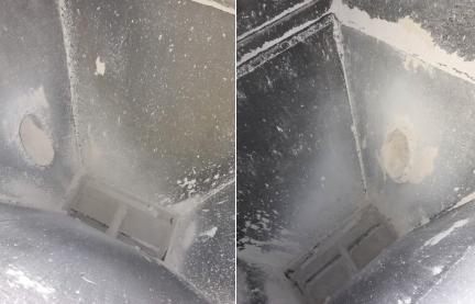 垃圾焚烧炉袋式除尘器灰斗积灰原因及解决方法探讨