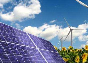可再生能源发电量Q1显著提高达3885亿kwh,同比增长13%
