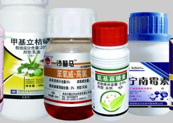 中国农药发展史