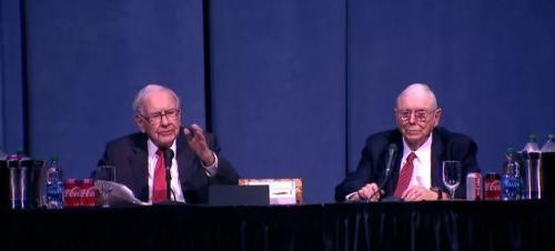 巴菲特股东大会56个提问和回答实录:太有钱总是件比较伤脑筋的事