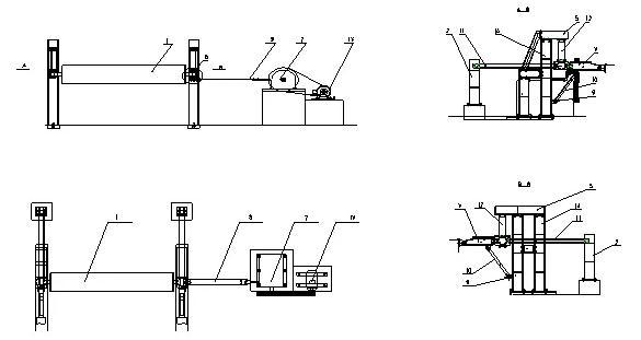 造纸机网部胸辊摇振匀浆装置技术改造