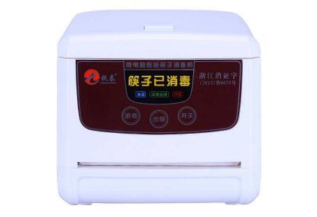 筷子消毒機工作原理與產品分類、使用效果