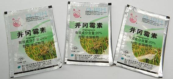 井冈霉素最佳发酵培育基以及发酵条件研究