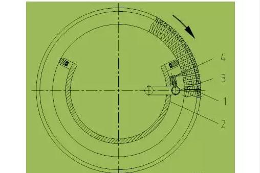 真空辊辊壳的抽气孔清洗方法、弊端、优化设计