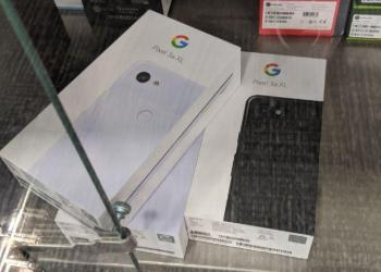 Best Buy卖场提前上架Pixel 3a XL手机