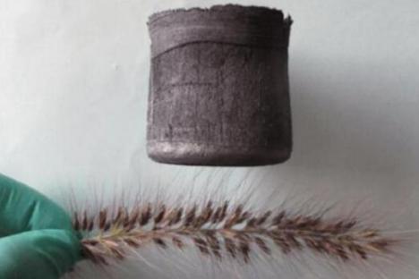 贵州大学邵姣婧教授课题组采用未除酸氧化石墨制备石墨烯气凝胶