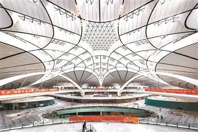大兴机场将试飞,9月30日前大兴国际机场正式通航